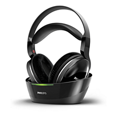 SHD8850/79  Wireless TV headphones