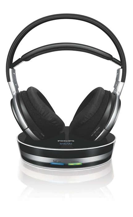 Musica wireless ad alte prestazioni