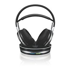 SHD8900/00  Digitala trådlösa hörlurar