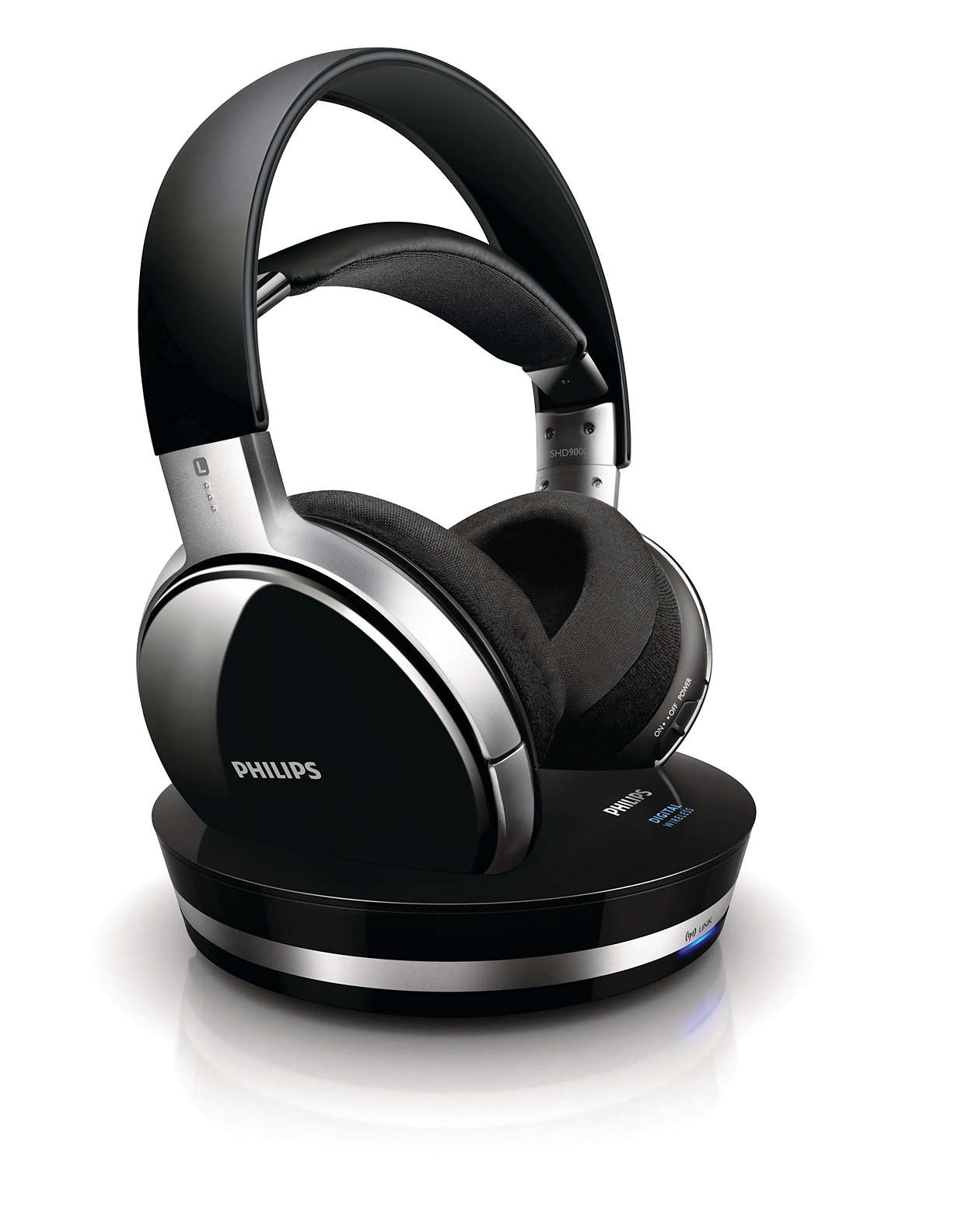 Valódi CD hangminőség digitális vezeték nélküli technológiával