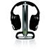 Cineos Digitális, vezeték nélküli fejhallgató