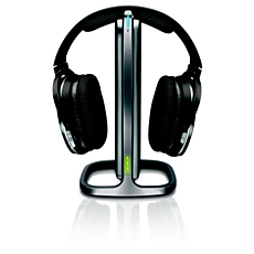 SHD9100/00 -    Cuffie digitali wireless
