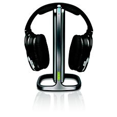 SHD9100/00  Digitale draadloze hoofdtelefoon