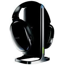 SHD9100/05  Digital Wireless Headphone