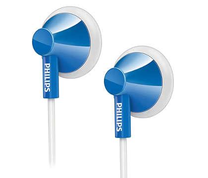 Confort des écouteurs-boutons