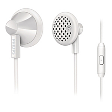 SHE2105WT/00 -    In-Ear Headset
