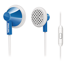 SHE2115BL/00  Auriculares intrauditivos