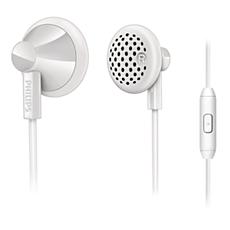 SHE2115WT/00  InEar-Headset