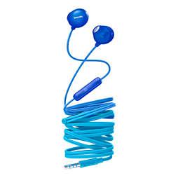 UpBeat Навушники-вкладиші з мікрофоном