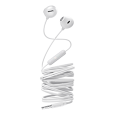 SHE2305WT/00 -   UpBeat Earbud headphones with mic