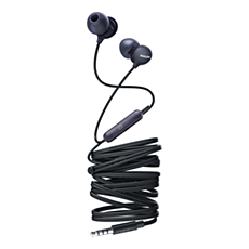 SHE2405BK/00 -   UpBeat In-ear headphones with mic