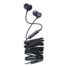 SHE2405BK/00 -   UpBeat Słuchawki dokanałowe z mikrofonem