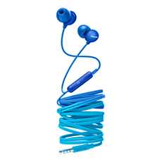 SHE2405BL/00 UpBeat In-ear headphones with mic