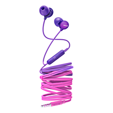 SHE2405PP/00 -   UpBeat In-ear headphones with mic