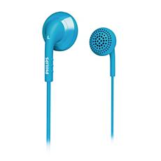 SHE2670BL/10  Écouteurs intra-auriculaires