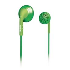 SHE2670GN/10 -    Audífonos intrauditivos