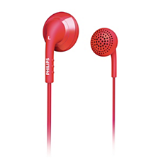 SHE2670PK/10  In-Ear Headphones