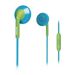 Audífonos intrauditivos