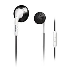SHE2675BW/10  In-Ear Headset