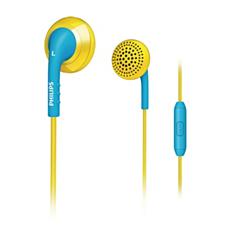 SHE2675YB/10  Audífonos intrauditivos