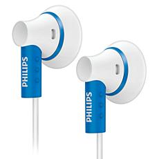SHE3000BL/10 -    Écouteurs intra-auriculaires
