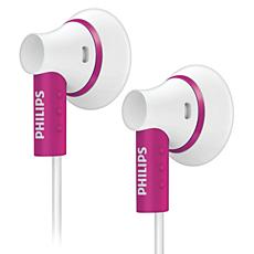 SHE3000PK/10  In-Ear Headphones