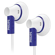 SHE3000PP/10 -    Sluchátka do uší