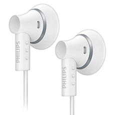 SHE3000WT/10  Écouteurs intra-auriculaires
