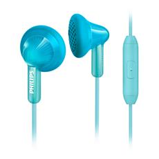 SHE3015TL/00 -    Kopfhörer mit Mikrofon