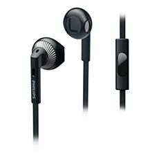 SHE3205BK/00  In-Ear Headphones