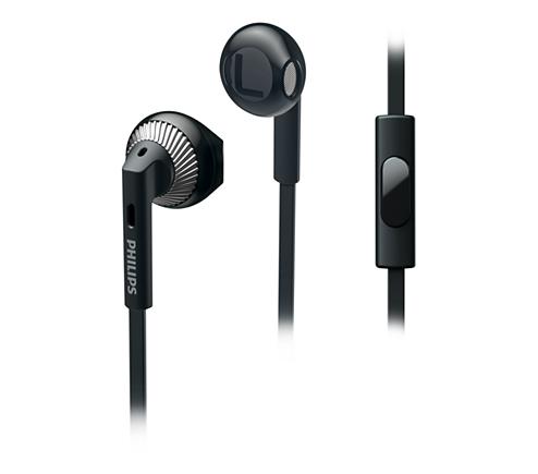 d7743a6097f607 In-Ear Headphones SHE3205BK/00 | Philips
