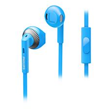 SHE3205BL/00 -    Słuchawki douszne