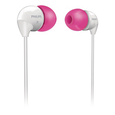 SHE3501PK/00  In-Ear Headphones