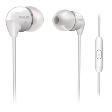 SHE3515WT/00  Audífonos intrauditivos