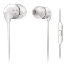 SHE3515WT/00  Écouteurs intra-auriculaires
