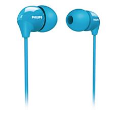 SHE3570BL/10  Sluchátka do uší