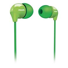 SHE3570GN/10 -    Écouteurs intra-auriculaires