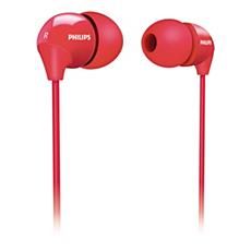 SHE3570PK/10 -    Sluchátka do uší