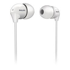 SHE3570WT/10  Audífonos intrauditivos