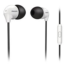 SHE3575BW/10 -    InEar-Headset
