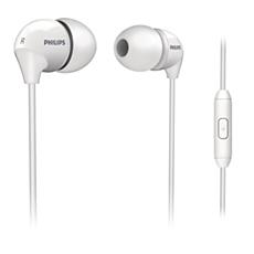 SHE3575WT/28  Audífonos intrauditivos