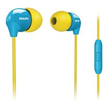 SHE3575YB/10  Auriculares intrauditivos