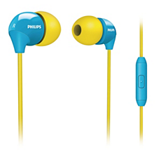 SHE3575YB/10 -    In-Ear-headset