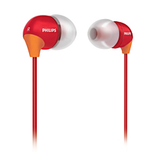 SHE3585/28 -    Audífonos intrauditivos