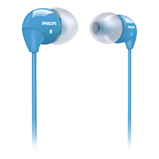 SHE3590BL/10  Auriculares intrauditivos