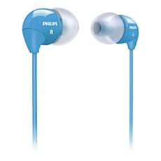 SHE3590BL/10 -    Écouteurs intra-auriculaires