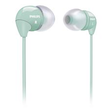 SHE3590LB/10 -    Sluchátka do uší