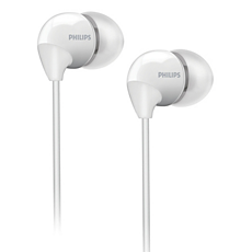 SHE3590WT/10  In-Ear Headphones
