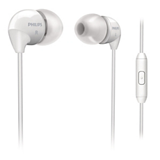 SHE3595WT/00  Auriculares intrauditivos