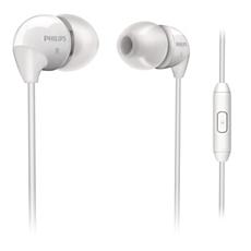 SHE3595WT/00  Douszny zestaw słuchawkowy